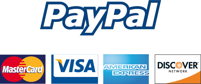 Paypal or debit credit card via Paypal